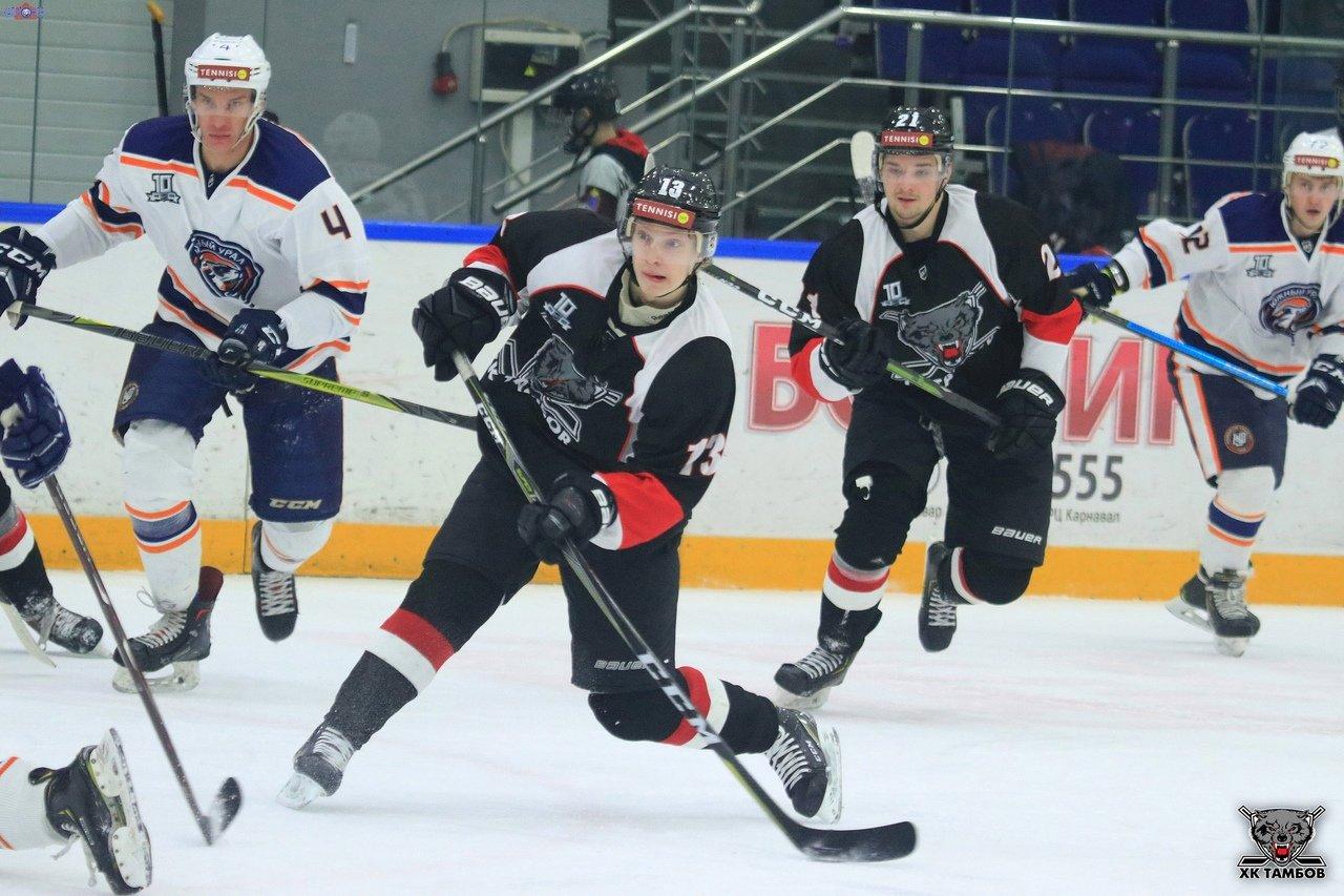 ХК «Тамбов» одержал победу над «Южным Уралом» из Орска, фото-6