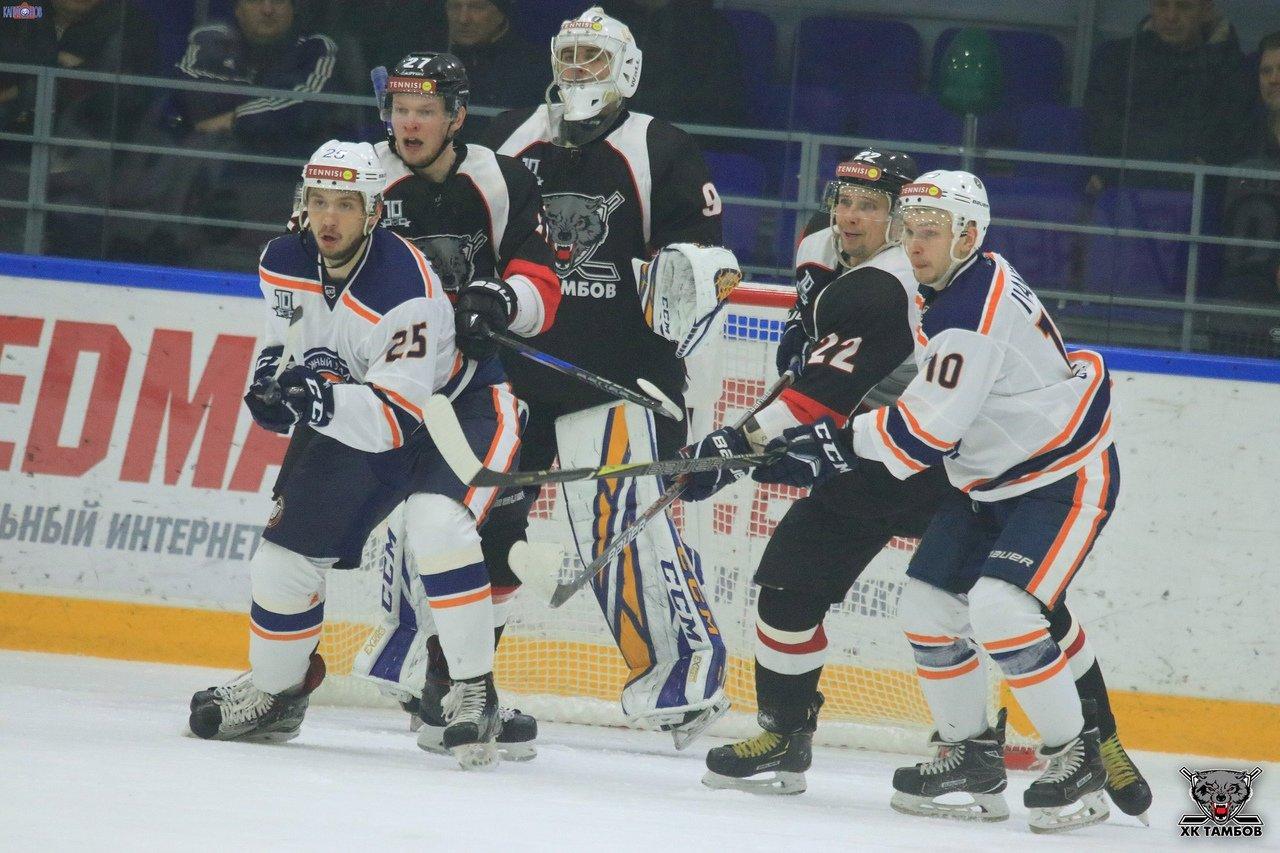 ХК «Тамбов» одержал победу над «Южным Уралом» из Орска, фото-3