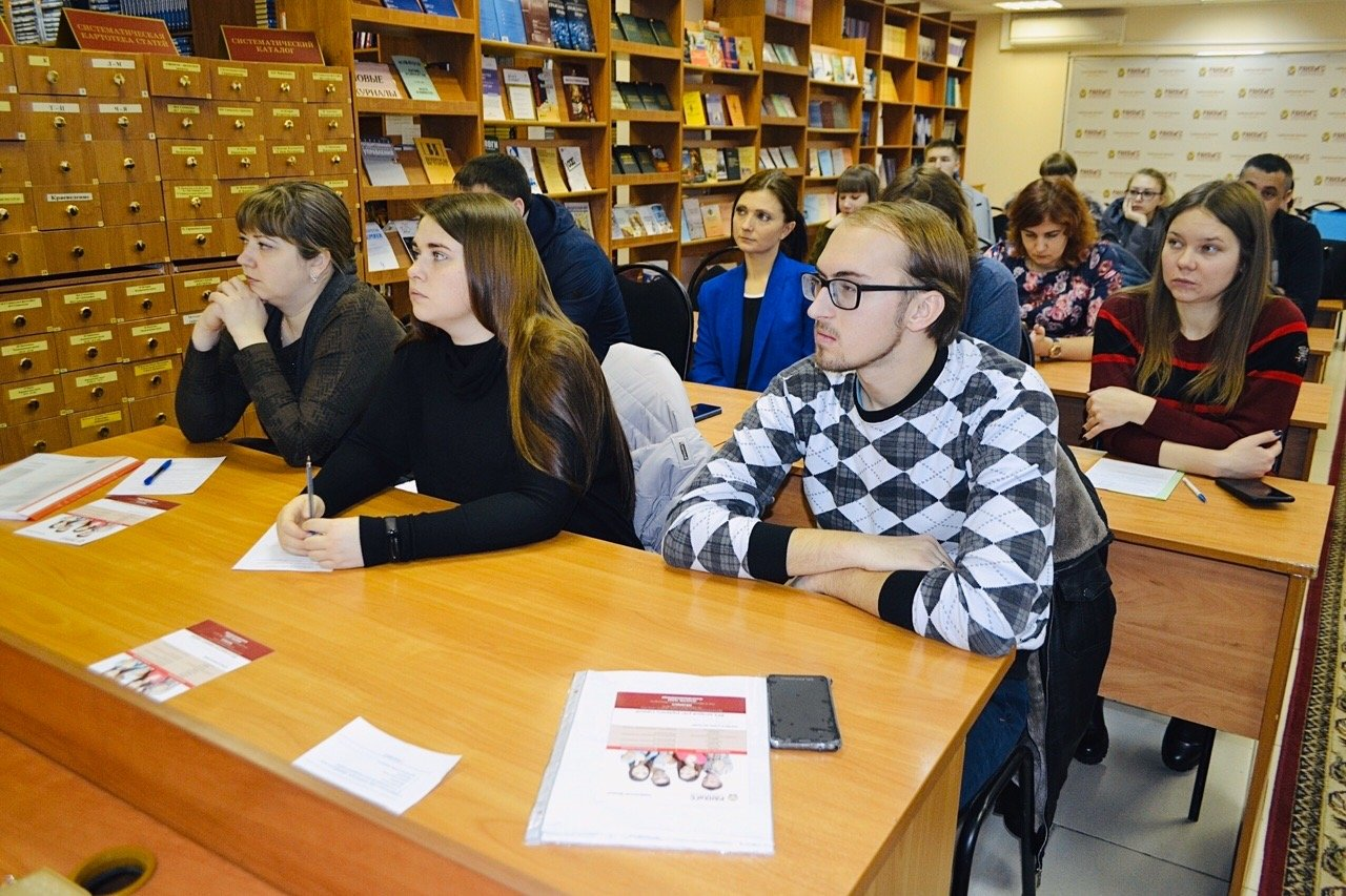 В Тамбовском филиале РАНХиГС провели день открытых дверей, фото-3