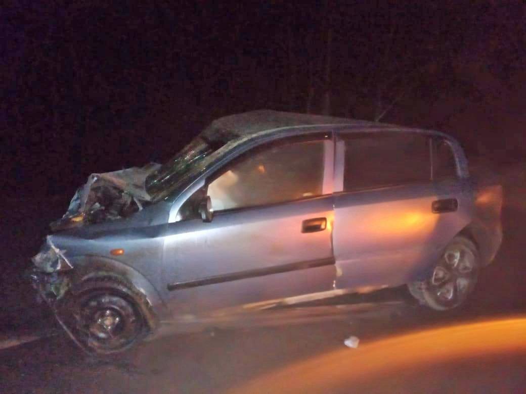 На трассе «Тамбов-Пенза» произошло тройное ДТП – один автомобиль загорелся, погиб человек, еще трое пострадали, фото-2