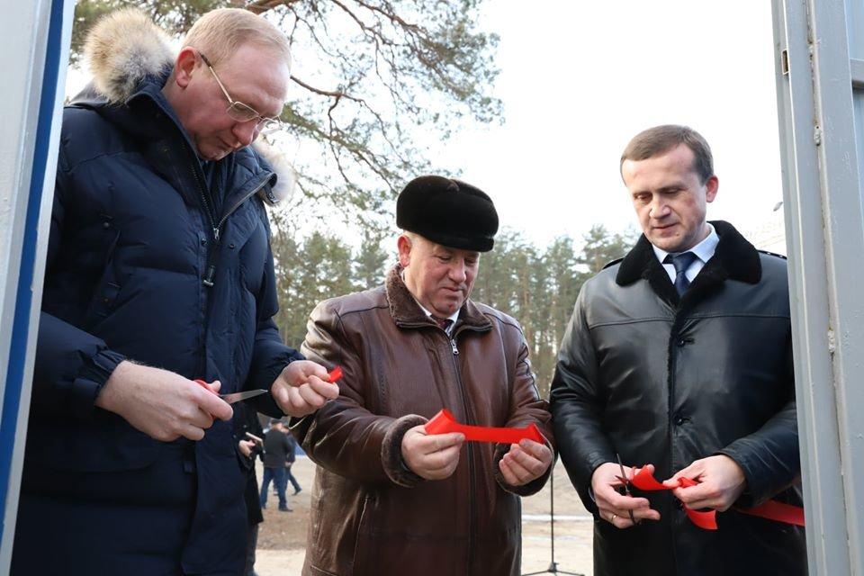 В Рассказове завершили строительство новой станции очистки воды, фото-1
