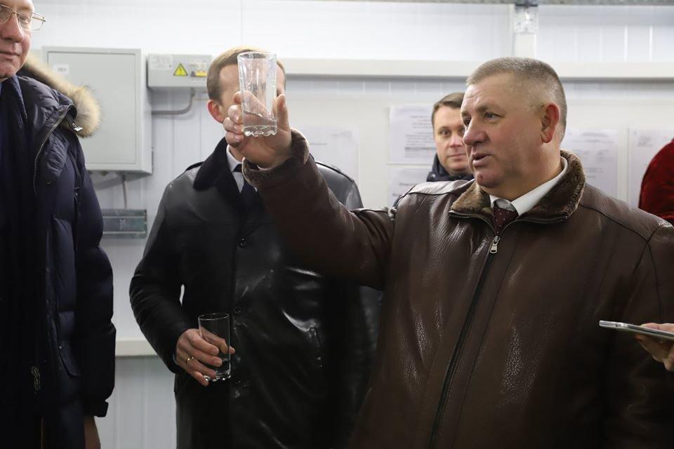 В Рассказове завершили строительство новой станции очистки воды, фото-2