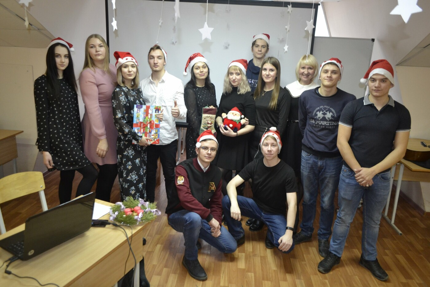 В Тамбовском филиале РАНХиГС провели «Рождественский калейдоскоп», фото-3