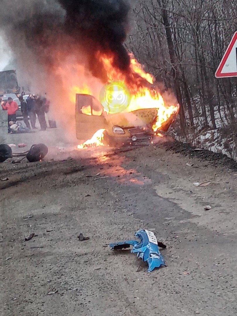 Тамбовский хоккеист погиб в страшном ДТП в Пензенской области, фото-1