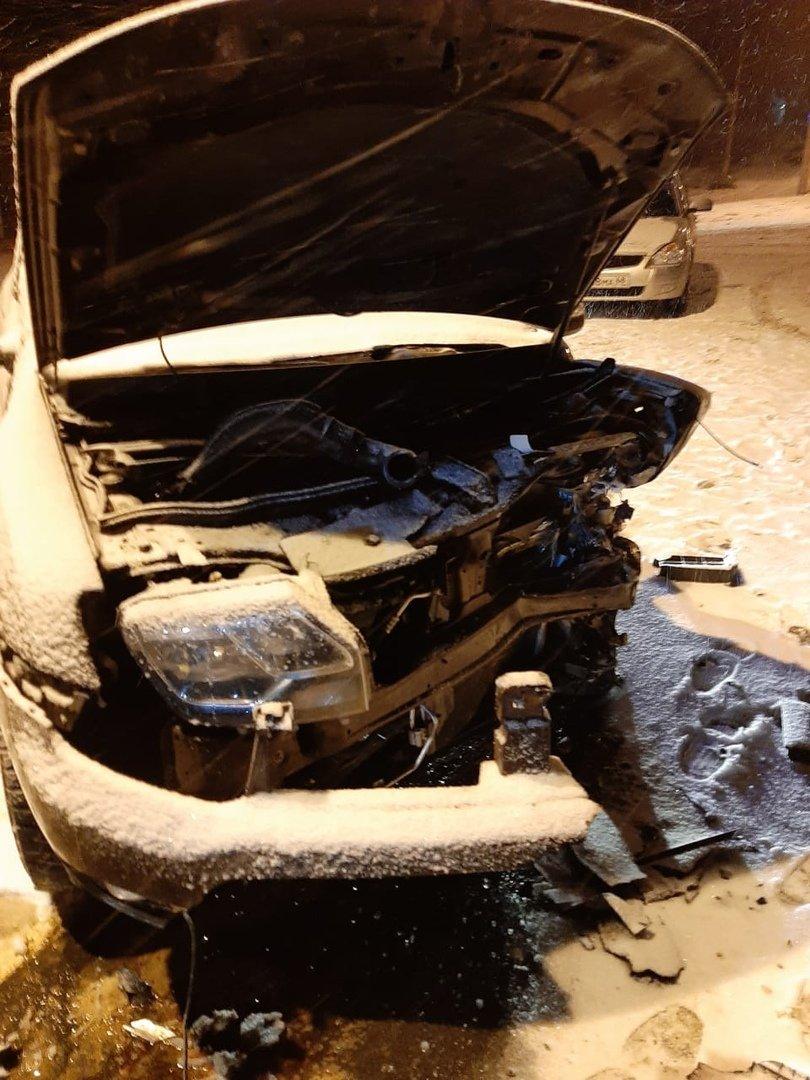 Под Тамбовом в районе Новой Ляды столкнулись две легковушки: один человек погиб, ребенок и женщина госпитализированы, фото-2
