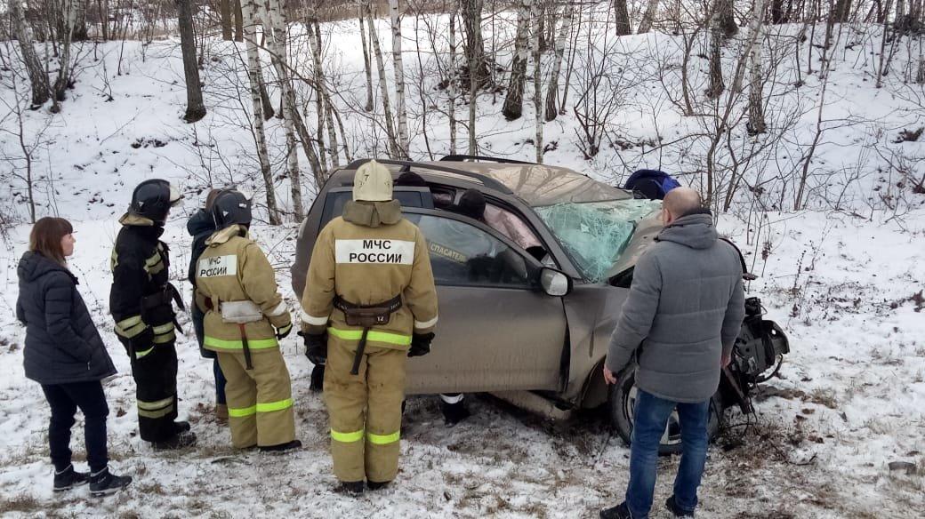 Страшное ДТП на трассе Р-22 под Мичуринском унесло жизни четырех человек на Рождество, фото-2