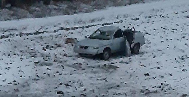 В Тамбовской области парень и девушка пострадали в результате ДТП, фото-1