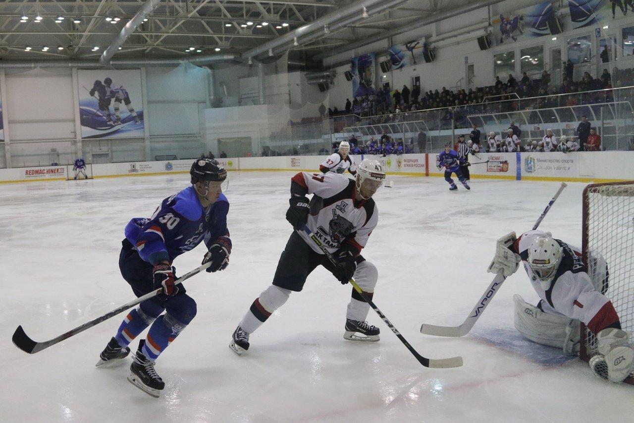 ХК «Тамбов»: крупная победа в Самаре, фото-4