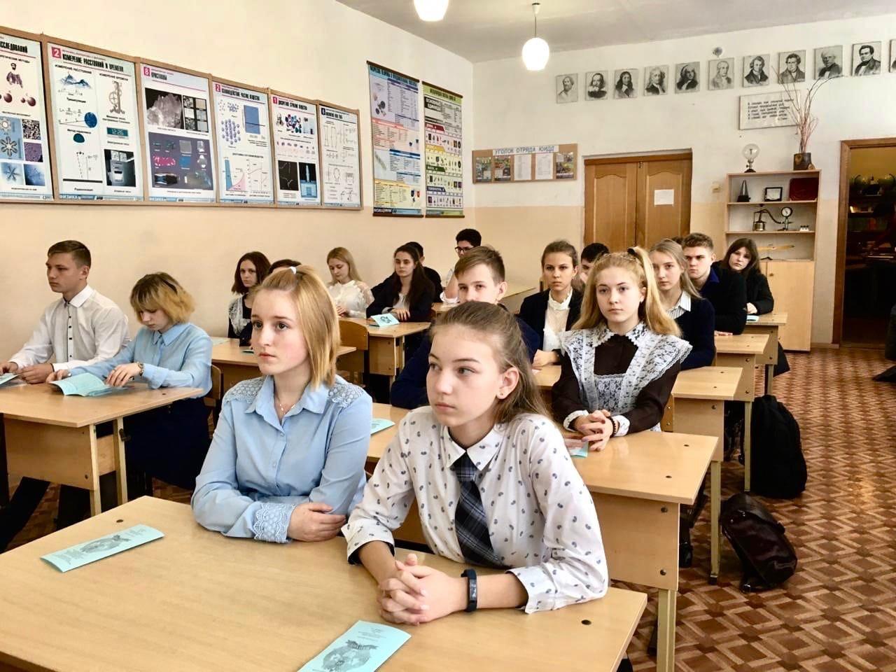 Тамбовский филиал РАНХиГС продолжает серию выездных дней открытых дверей, фото-5