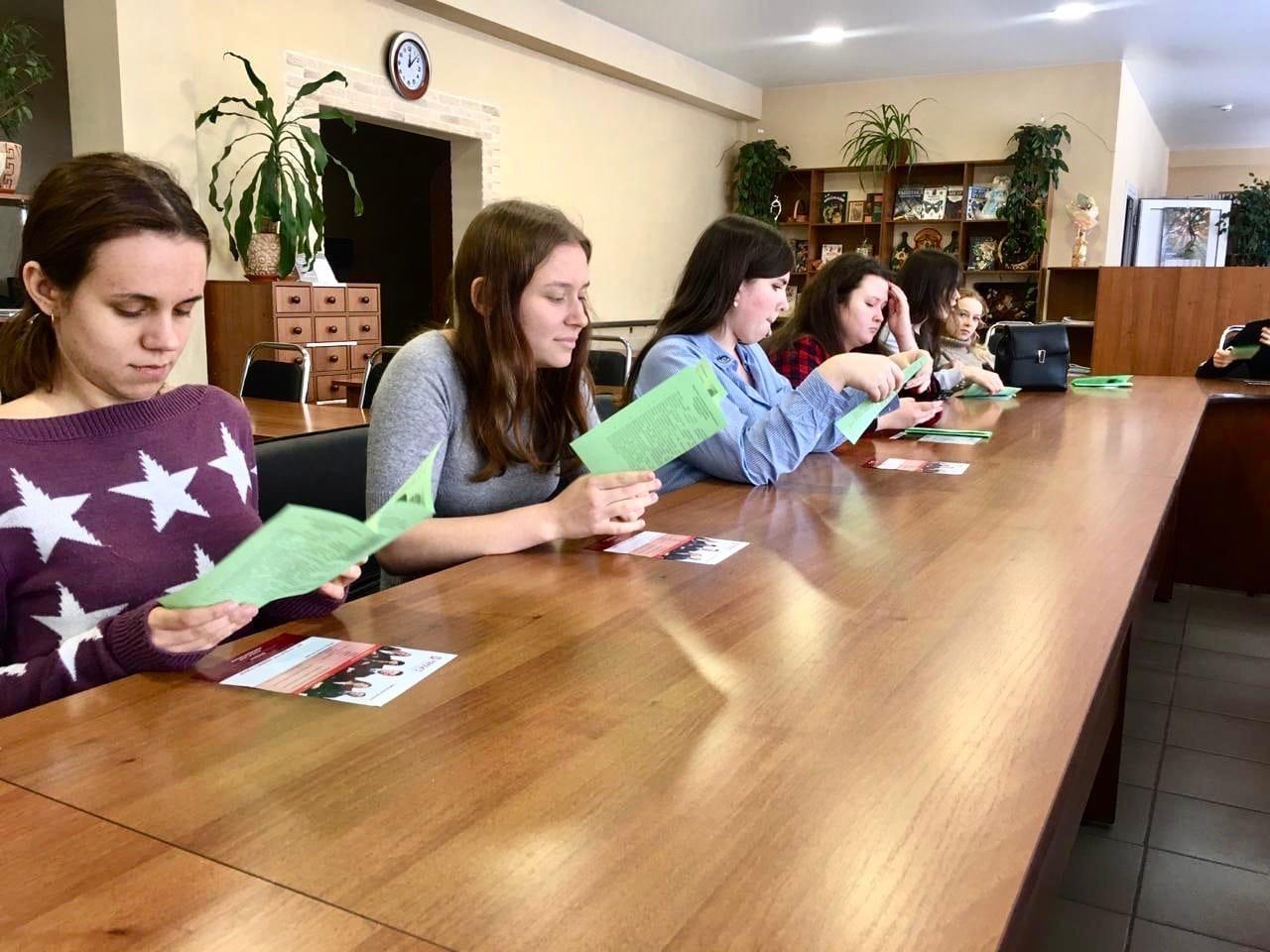 Тамбовский филиал РАНХиГС провел выездной день открытых дверей, фото-4