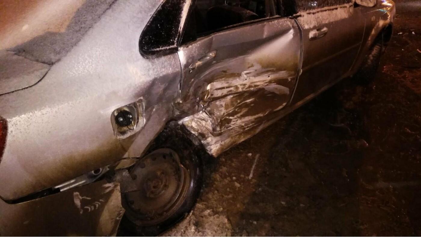 Ночью в центре Тамбова произошло ДТП с двумя пострадавшими, фото-2