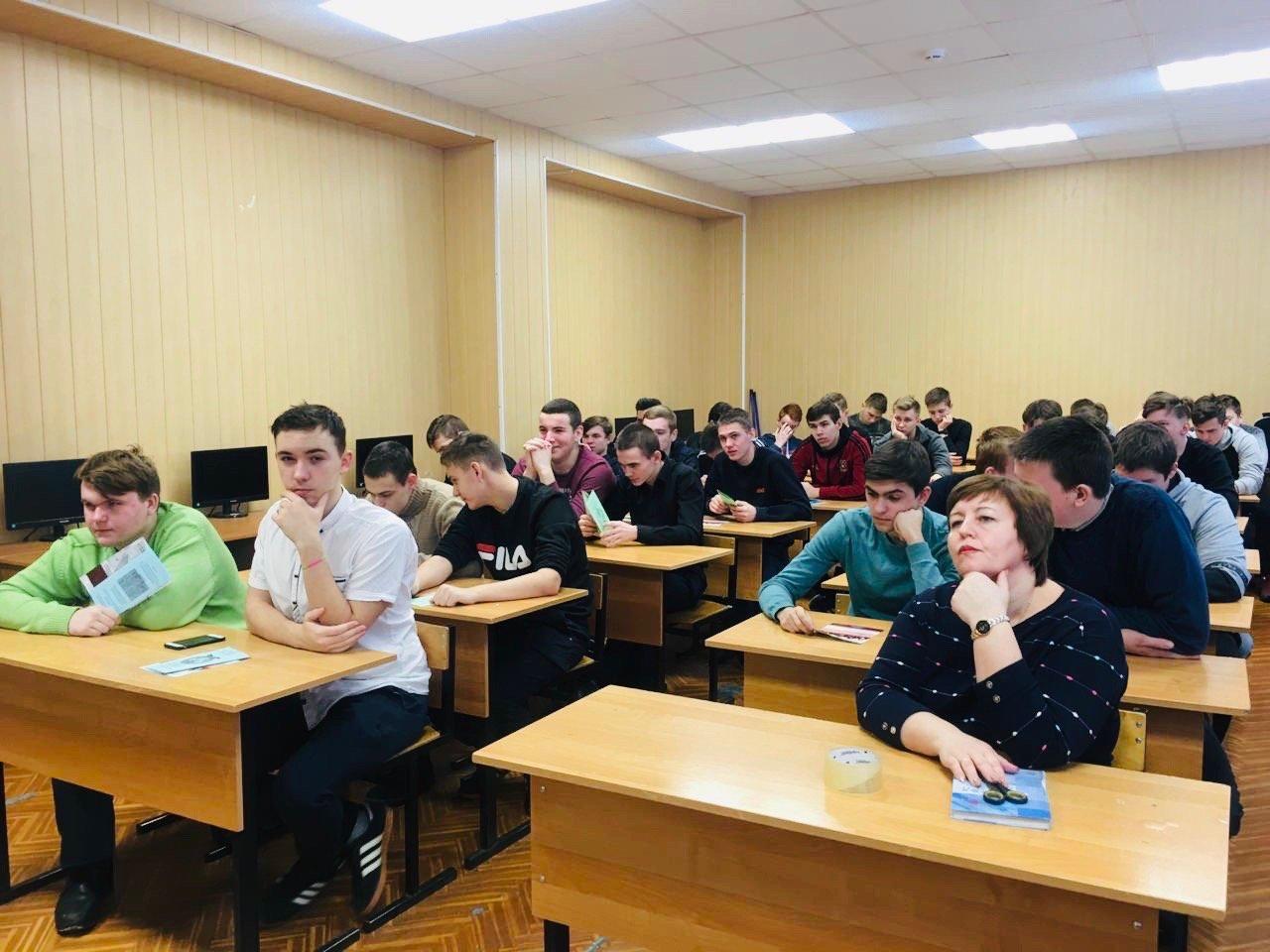 Тамбовский филиал РАНХиГС продолжает серию выездных дней открытых дверей, фото-4