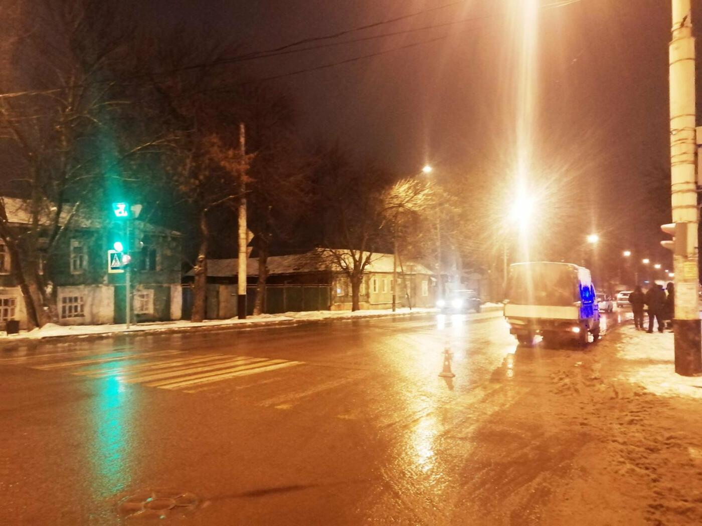 В Тамбове сбили женщину на пешеходном переходе, фото-1