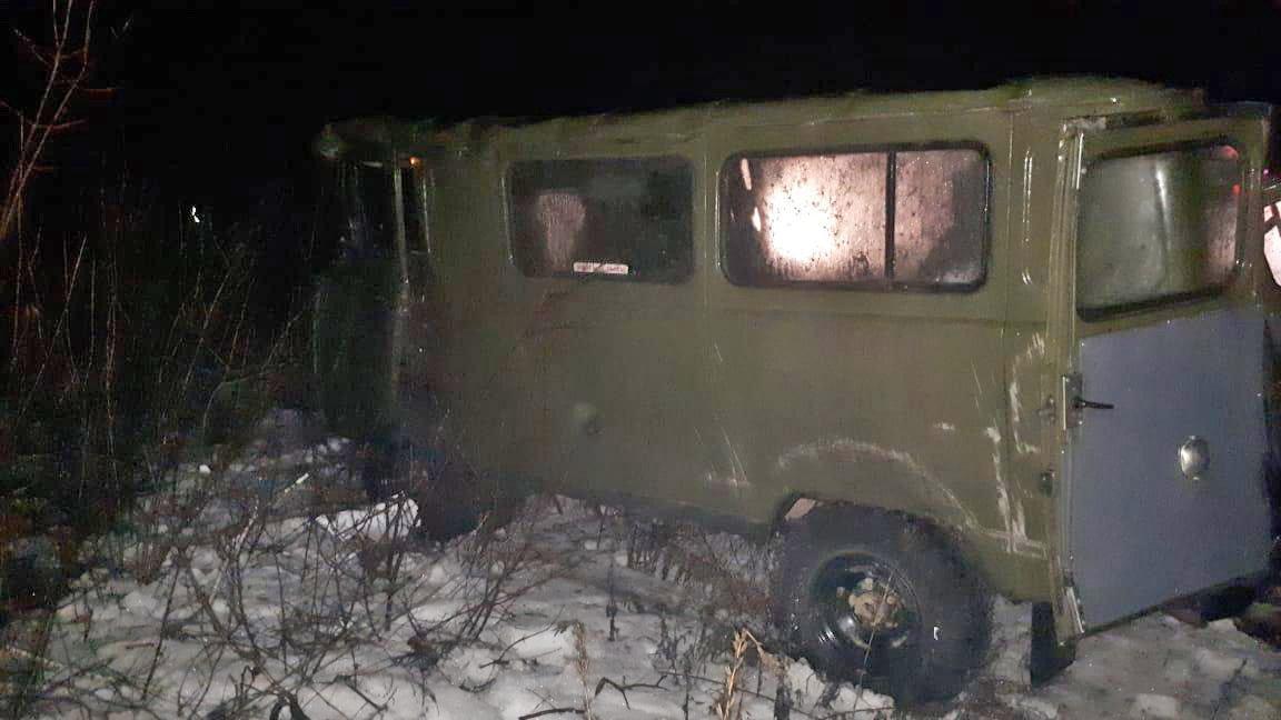 В Тамбовской области перевернулся УАЗ: четыре человека в больнице, фото-1