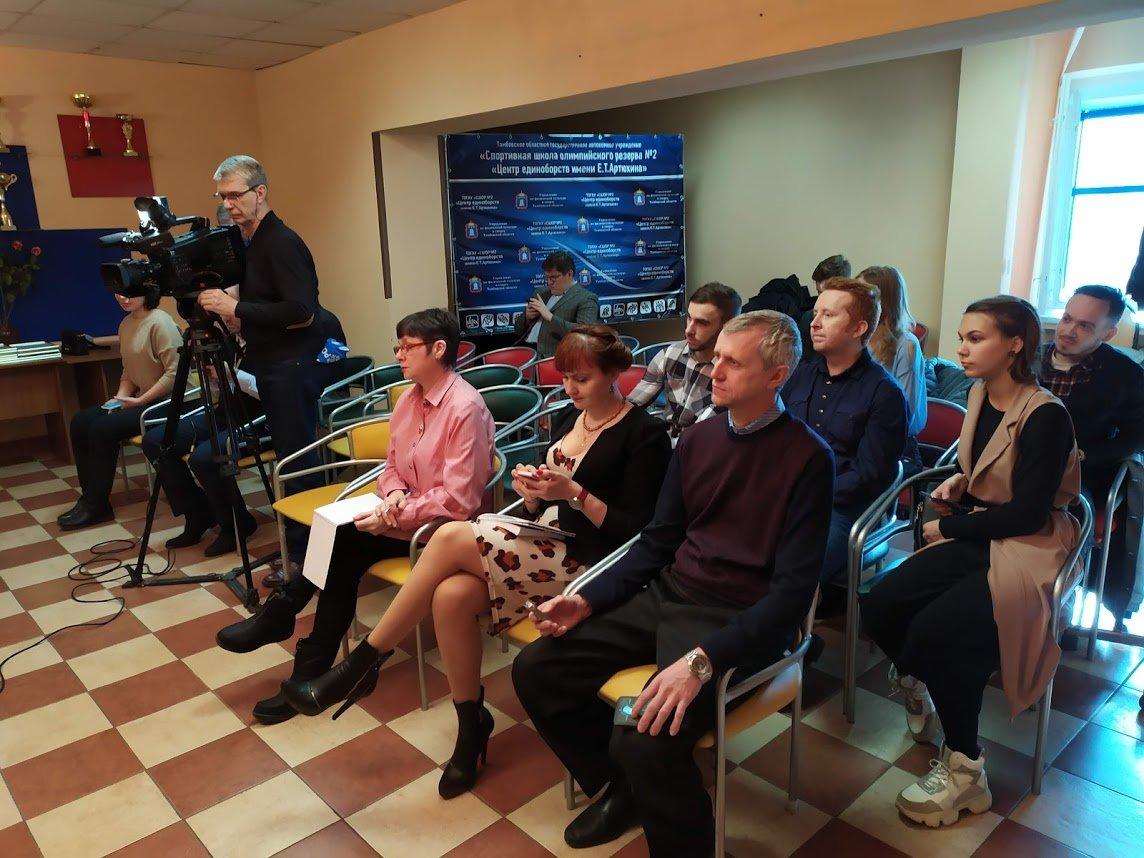Новый ФОК, бассейн и стадионы: в 2020 году в Тамбовской области откроют крупные спортивные объекты , фото-1