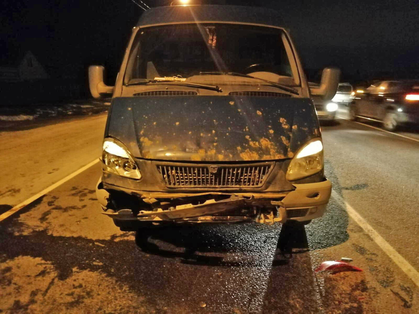 В Донском ГАЗель въехала в легковушку: пострадала женщина, фото-1