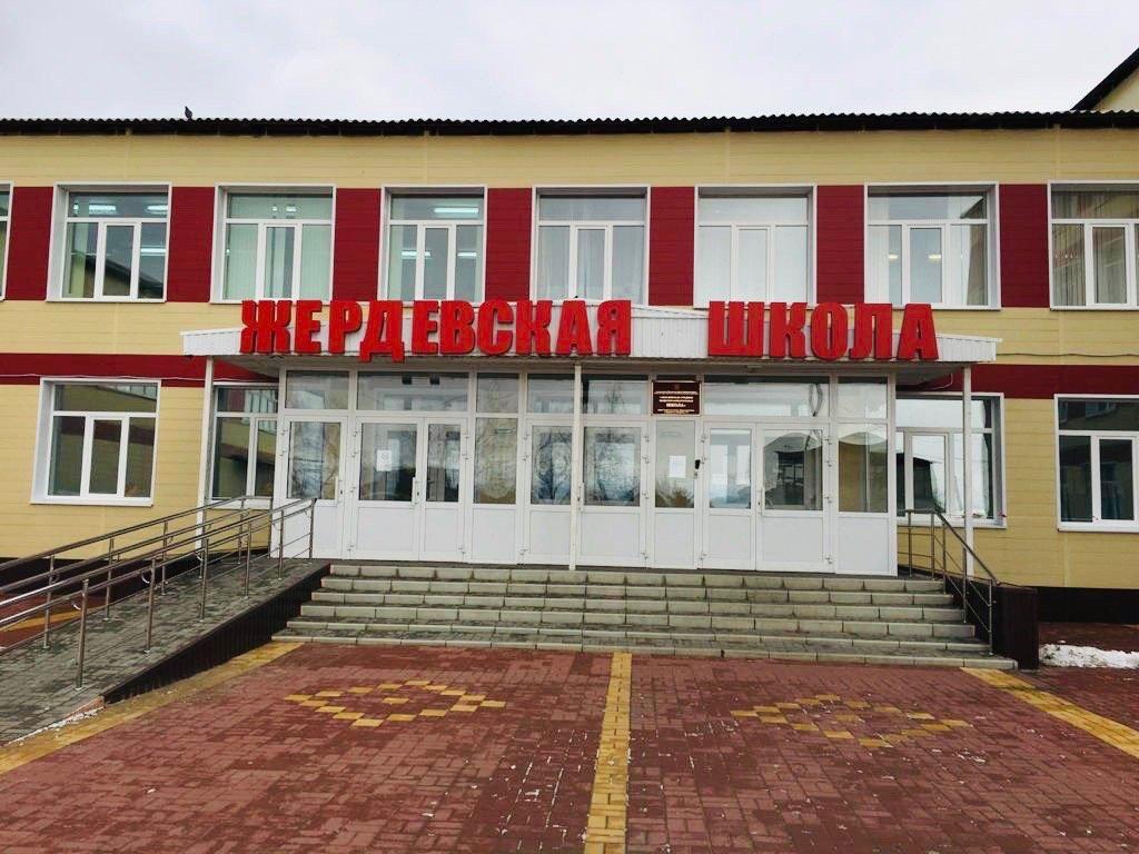 Представители Тамбовского филиала РАНХиГС провели выездной день открытых дверей в Жердевке, фото-3