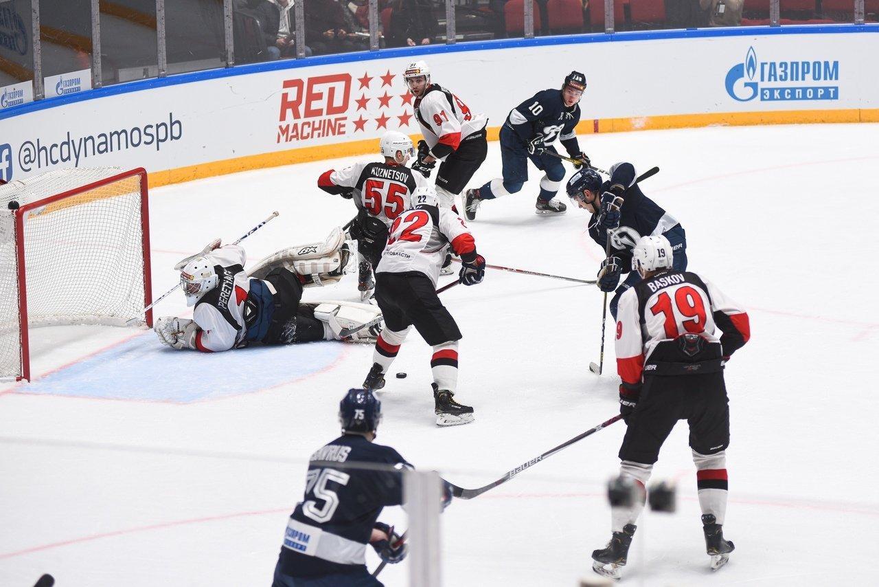 ХК «Тамбов»: дали бой лидеру сезона ВХЛ, фото-2