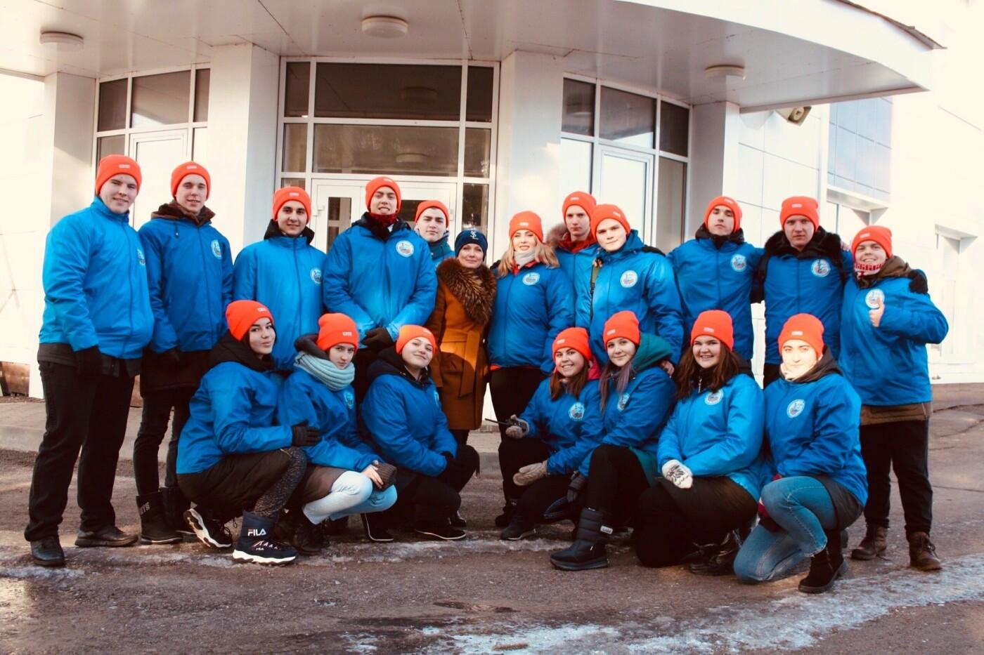 Тамбовский филиал РАНХиГС присоединился ко Всероссийской патриотической акции «Снежный десант», фото-2