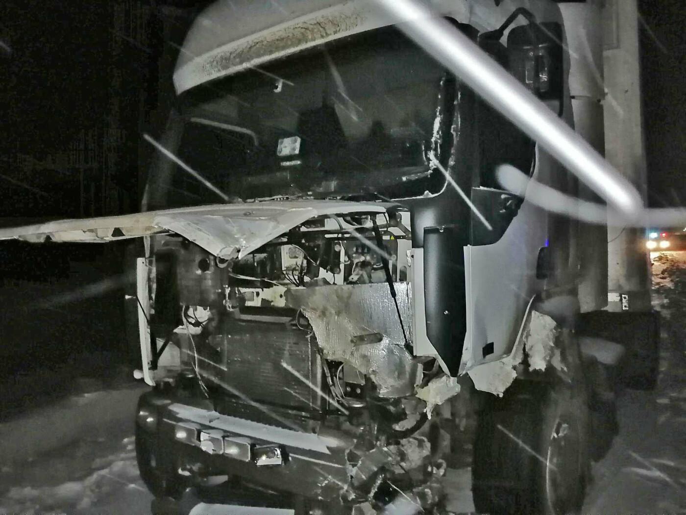 Снегопад в Тамбовском районе стал причиной двух ДТП с пострадавшими на одном участке трассы Р-22, фото-1
