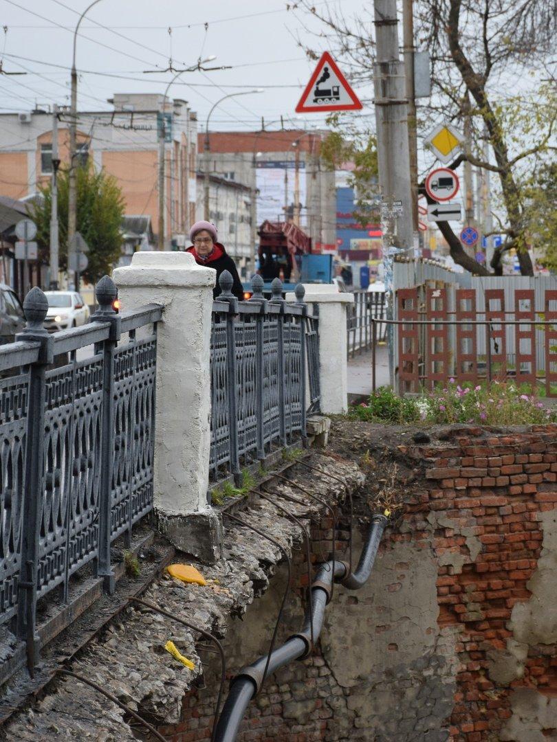 Мост через Студенец на Базарной в Тамбове начнут реконструировать уже в апреле, фото-1