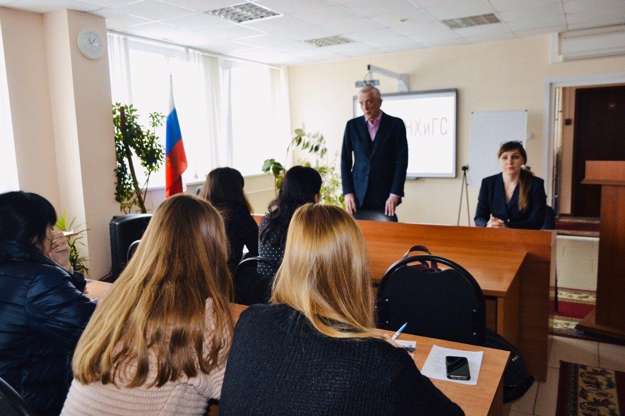 В Тамбовском филиале РАНХиГС провели день открытых дверей, фото-1