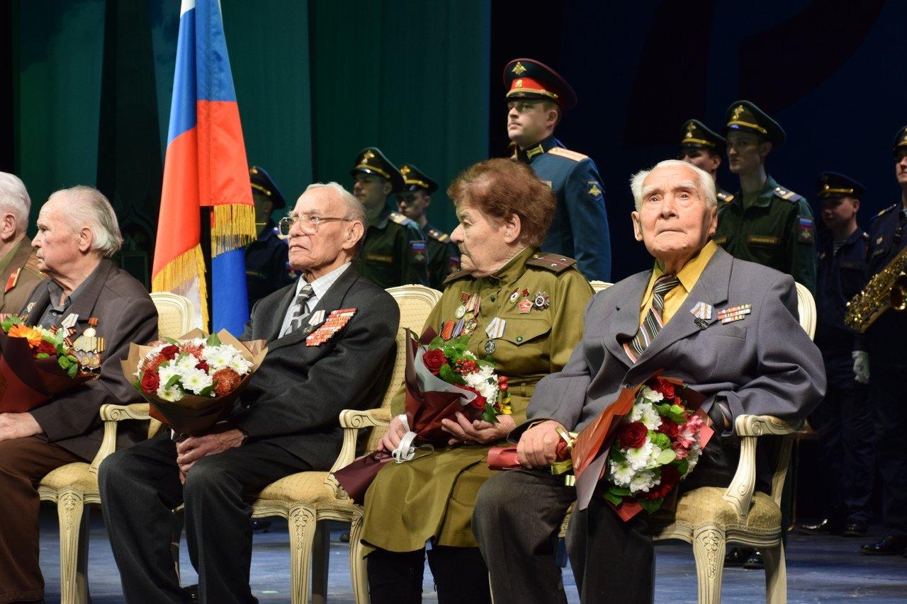 Поздравление с 23 февраля ветеранов войны