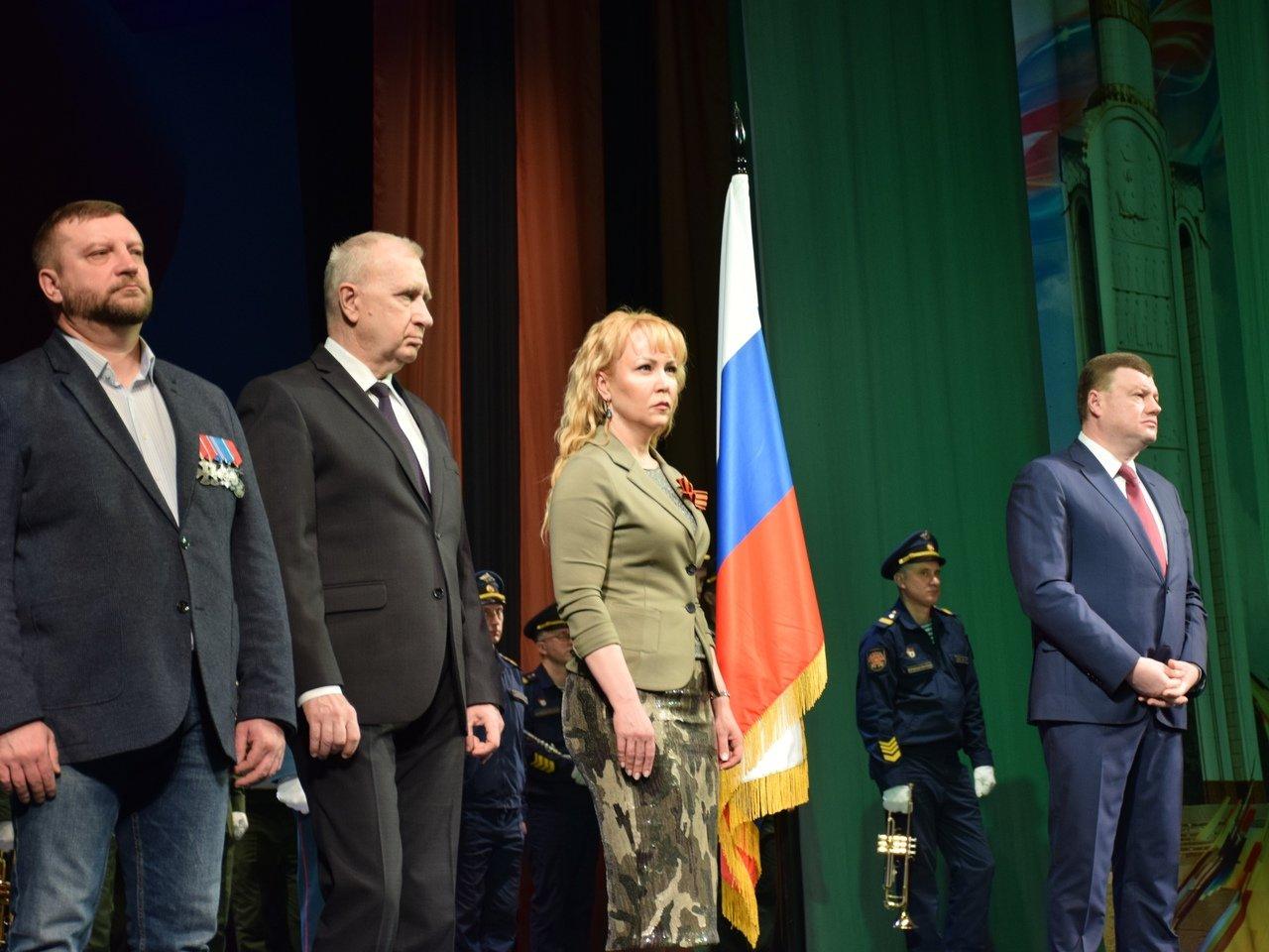 В Тамбове ветеранов поздравили с Днем защитника Отечества, фото-2