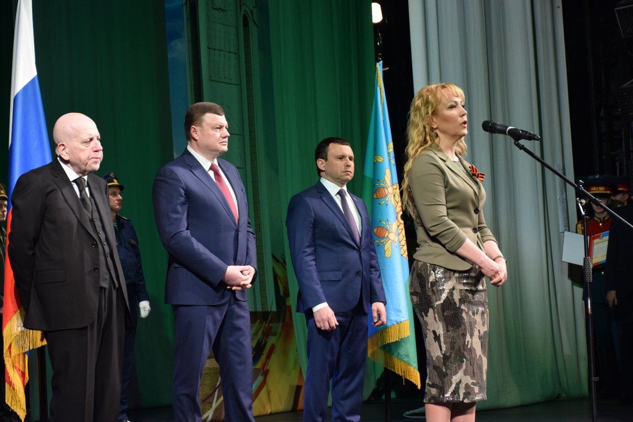 В Тамбове ветеранов поздравили с Днем защитника Отечества, фото-3