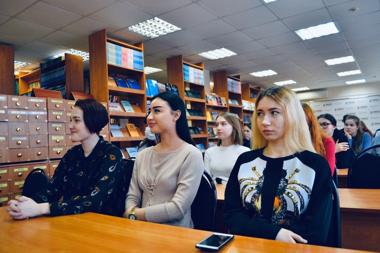 В Тамбовском филиале РАНХиГС состоялась открытая лекция Павла Плотникова, фото-3