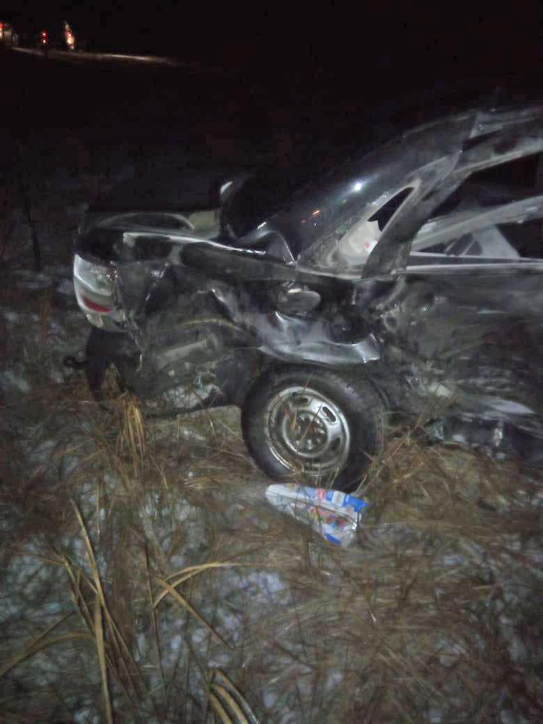 На трассе «Тамбов-Воронеж» столкнулись «Лада» и «Тойота»: погибла женщина, фото-2