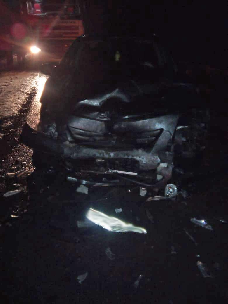 На трассе «Тамбов-Воронеж» столкнулись «Лада» и «Тойота»: погибла женщина, фото-1