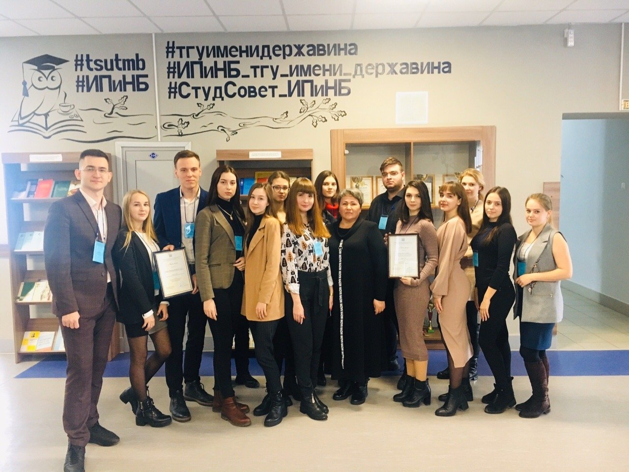 Команда Тамбовского филиала РАНХиГС заняла первое место в дебатах, фото-5