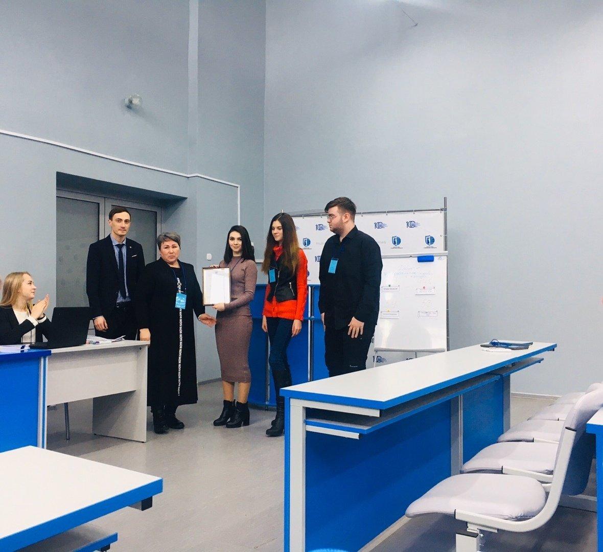 Команда Тамбовского филиала РАНХиГС заняла первое место в дебатах, фото-2