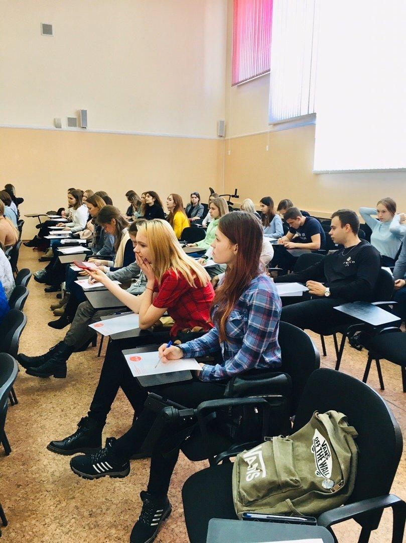 Тамбовский филиал РАНХиГС принял участие во Всероссийском открытом диктанте по немецкому языку, фото-3