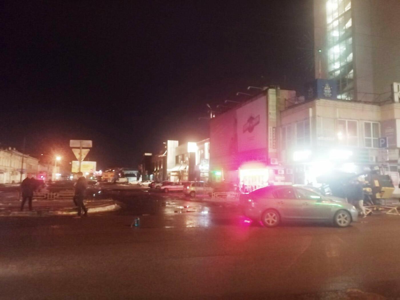 В Тамбове парень на «Мазде» сбил пенсионерку, фото-1