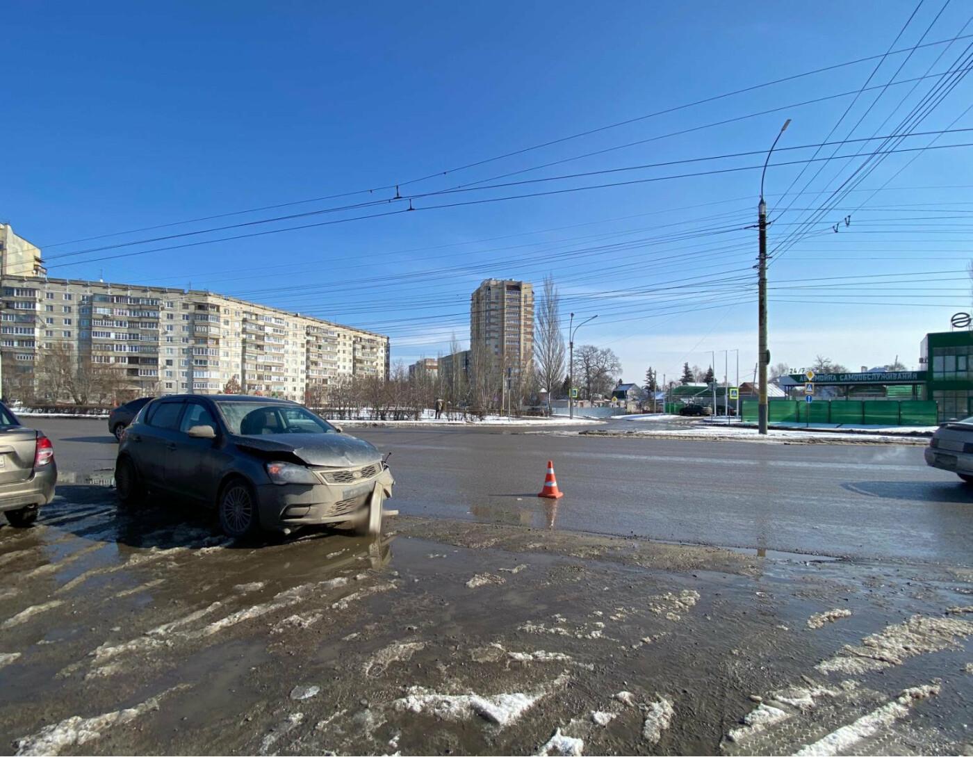 В Тамбове на Астраханской в ДТП пострадал 17-летний парень, фото-1