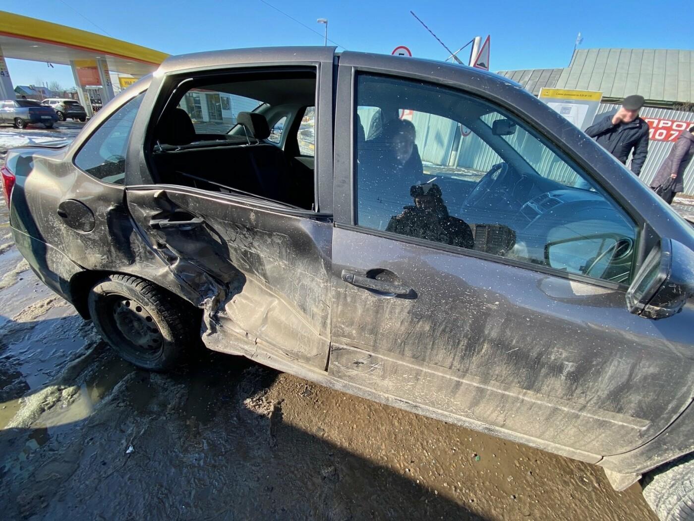 В Тамбове на Астраханской в ДТП пострадал 17-летний парень, фото-3