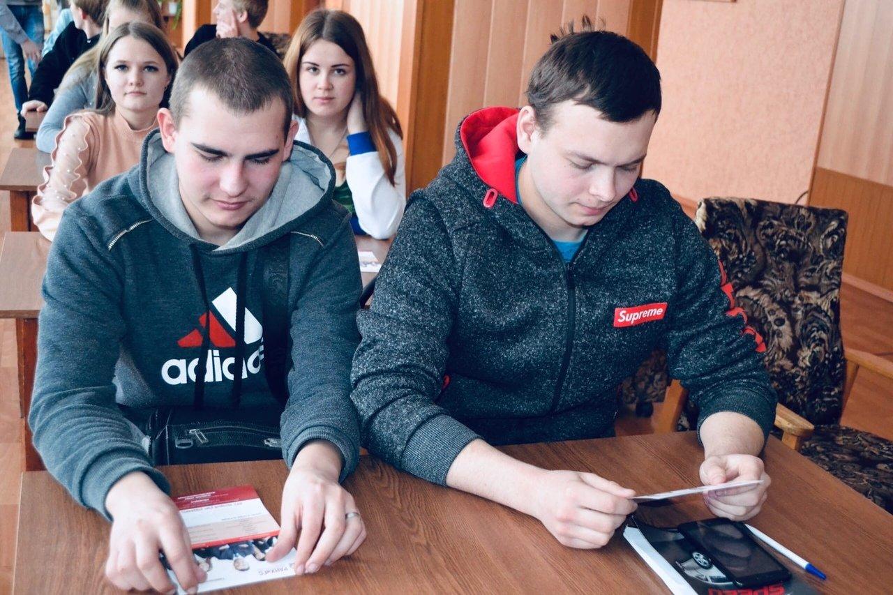 Приемная комиссия Тамбовского филиала РАНХиГС посетила ТОГБПОУ «Аграрно-технологический техникум», фото-3