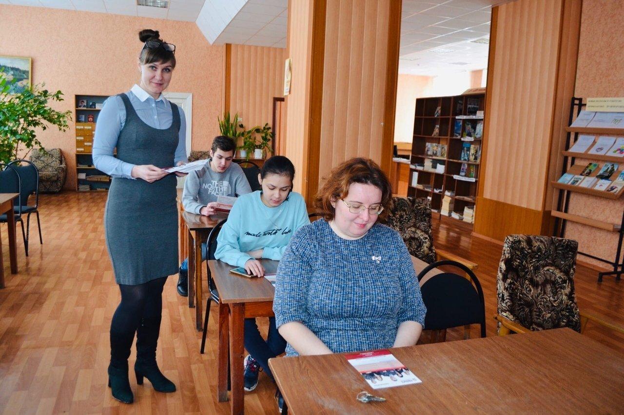 Приемная комиссия Тамбовского филиала РАНХиГС посетила ТОГБПОУ «Аграрно-технологический техникум», фото-4