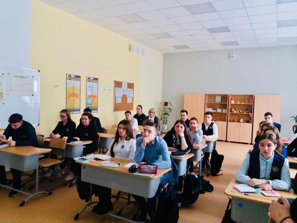 Тамбовский филиал РАНХиГС провел выездной день открытых дверей в Рассказово, фото-5