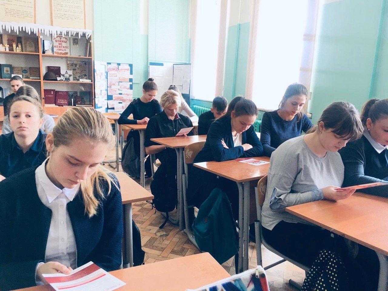 Тамбовский филиал РАНХиГС провел выездной день открытых дверей в Рассказово, фото-3
