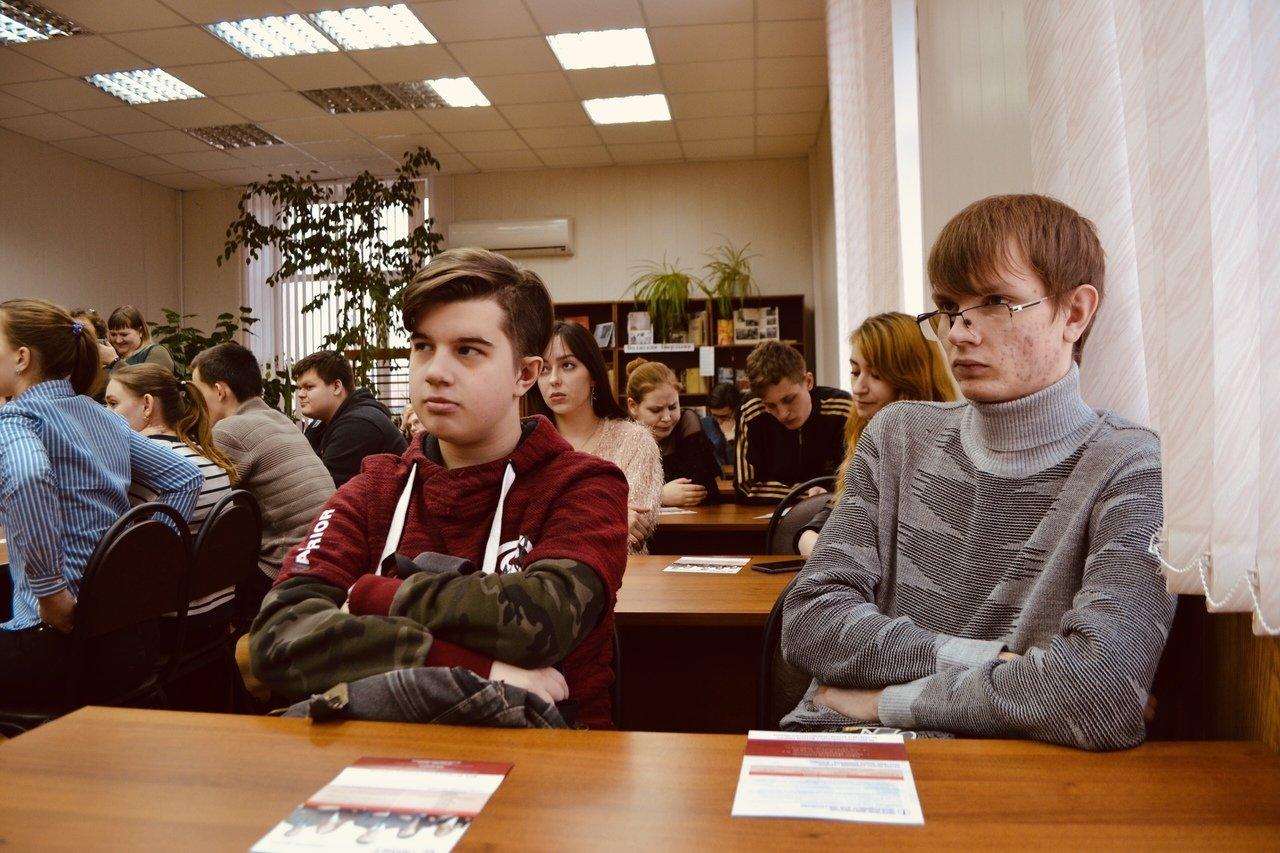 Тамбовский филиал РАНХиГС провел выездной день открытых дверей в Котовске, фото-2