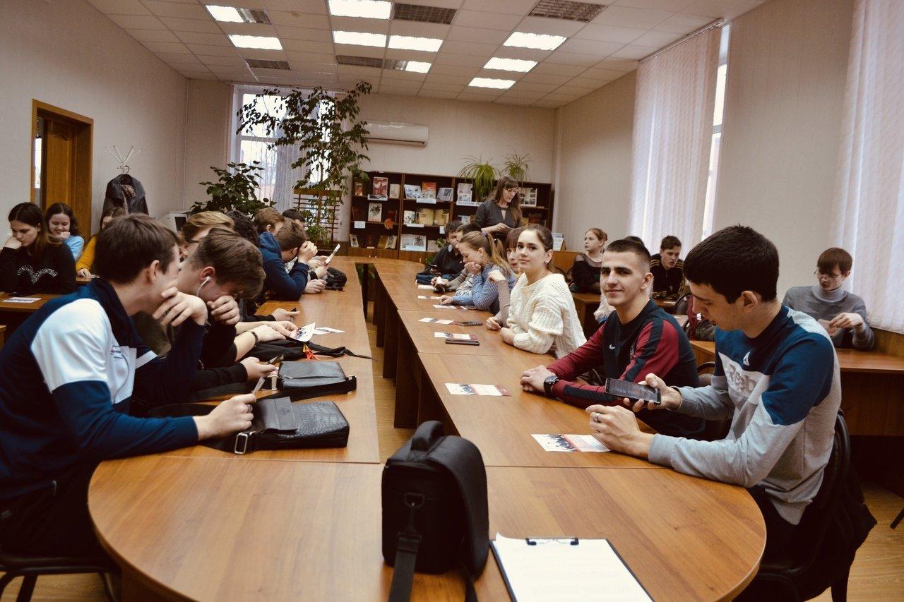 Тамбовский филиал РАНХиГС провел выездной день открытых дверей в Котовске, фото-3