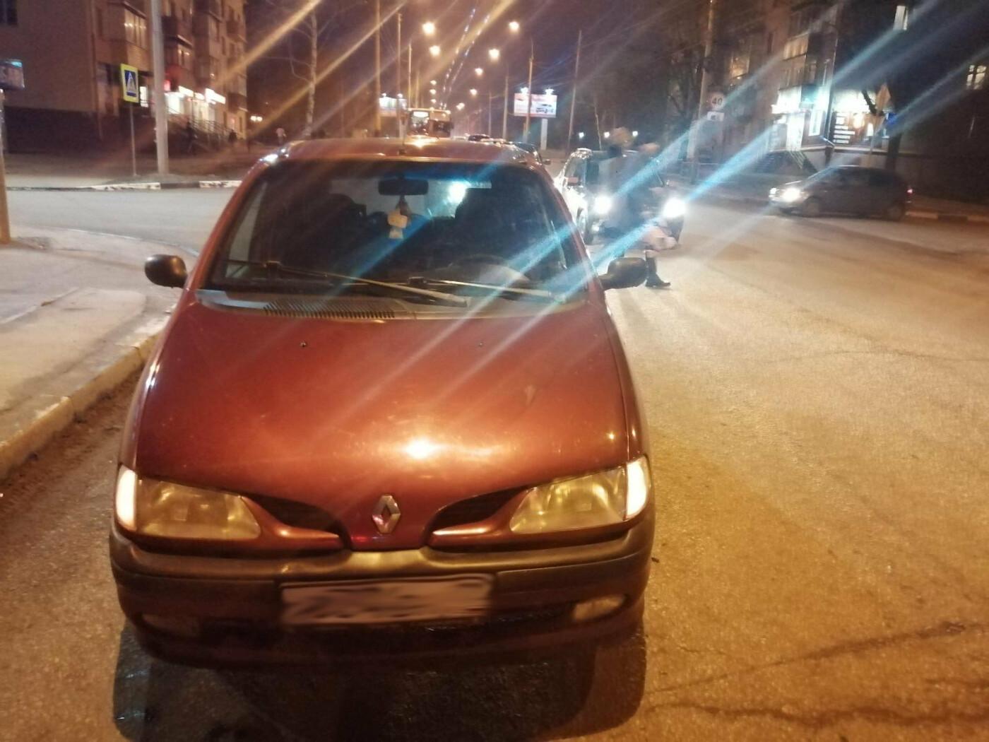 Под Тамбовом «Лада Калина» сбила на обочине двух девочек, водитель скрылся с места ДТП, фото-2