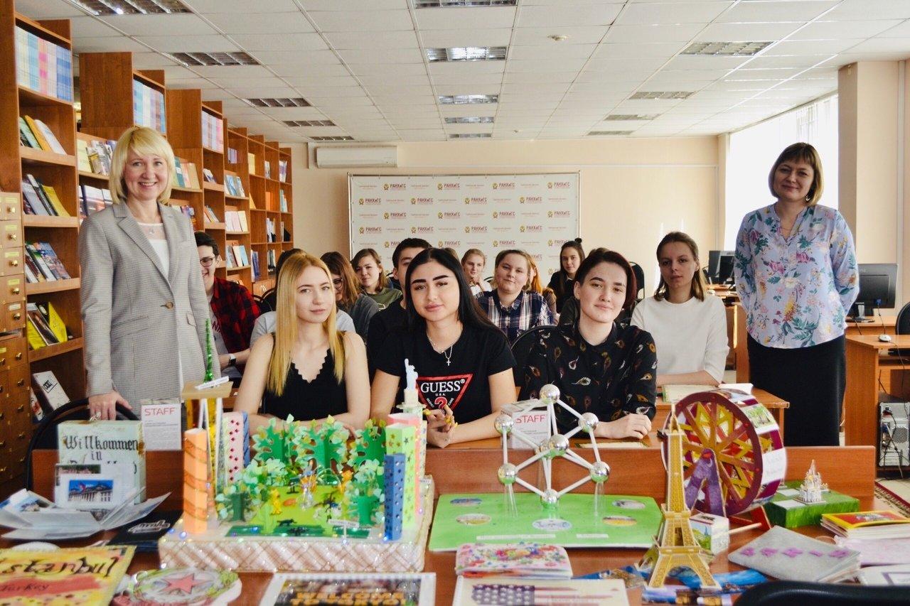 В Тамбовском филиале РАНХиГС наградили победителей и участников конкурса по иностранному языку, фото-4