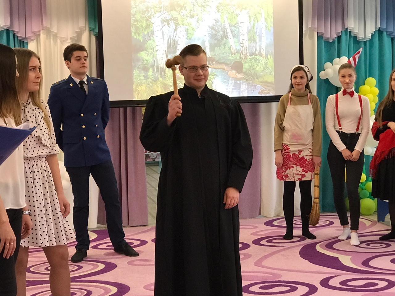 Активисты Тамбовского филиала РАНХиГС провели развлекательную программу в детском саду №18 «Ручеек», фото-3