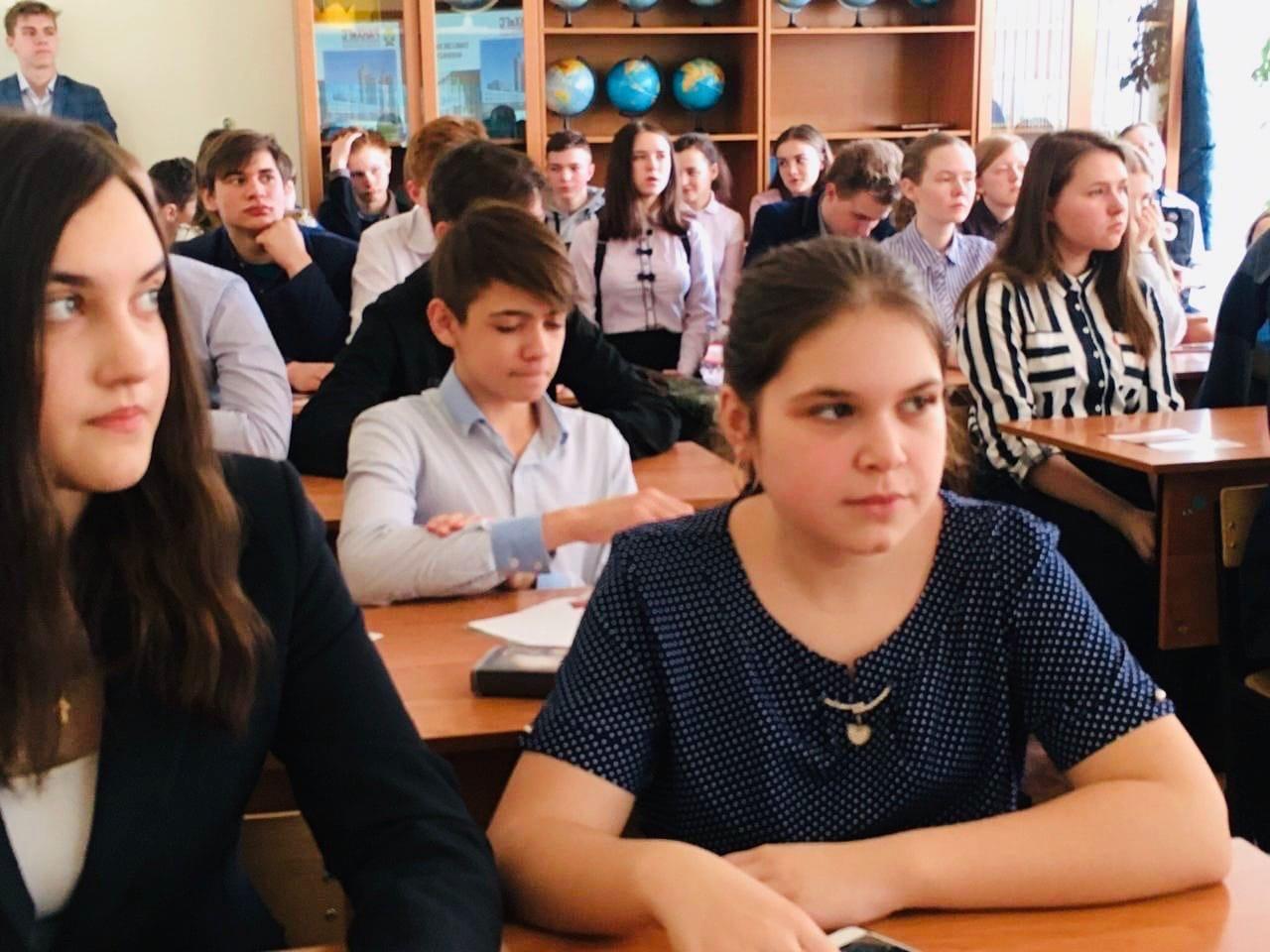 Тамбовский филиал РАНХиГС продолжает серию выездных дней открытых дверей, фото-1