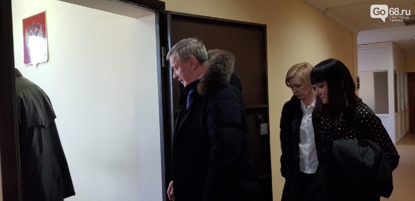 Прокуратура обжалует решение суда о прекращении уголовного дела в отношении экс-главы Тамбова, фото-1