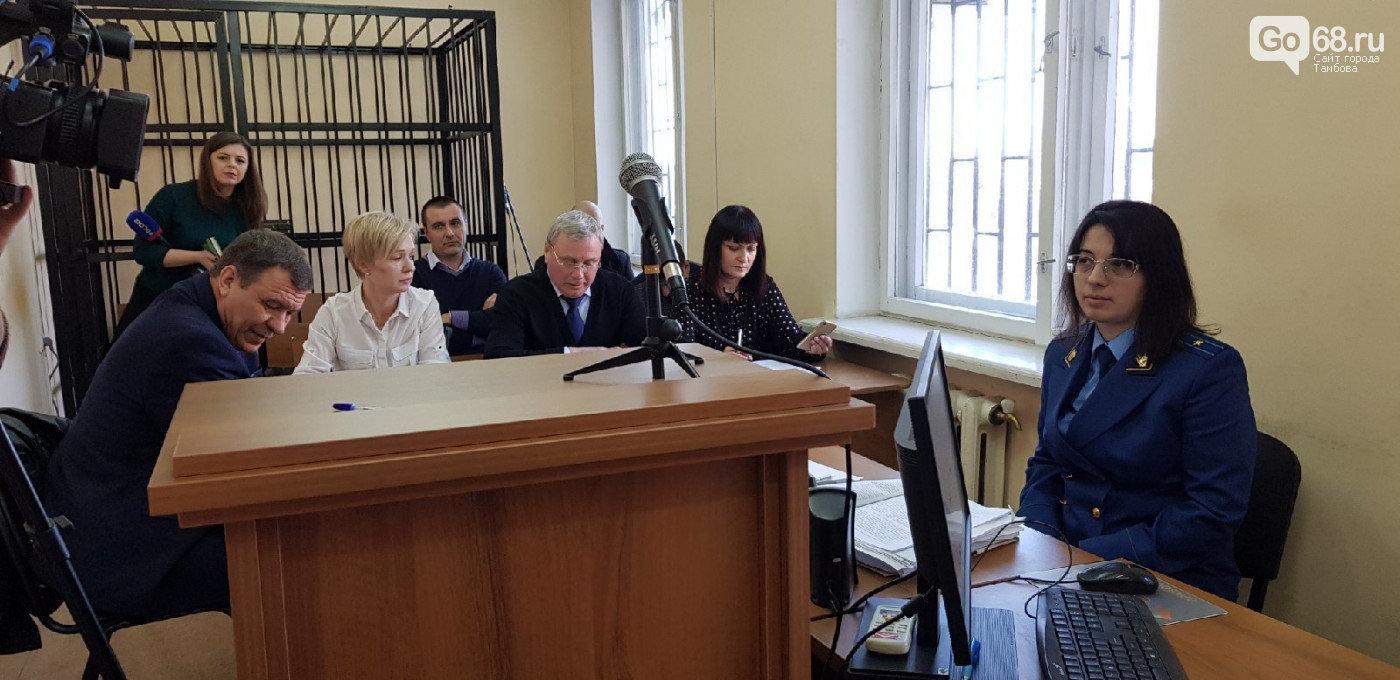 Прокуратура обжалует решение суда о прекращении уголовного дела в отношении экс-главы Тамбова, фото-2